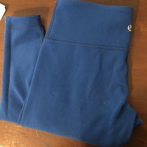 Lululemon reversible leggings small